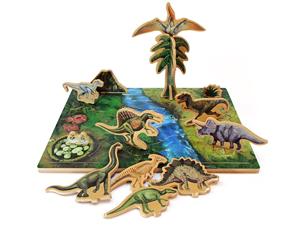 StoryTime Dinosaur Puzzle