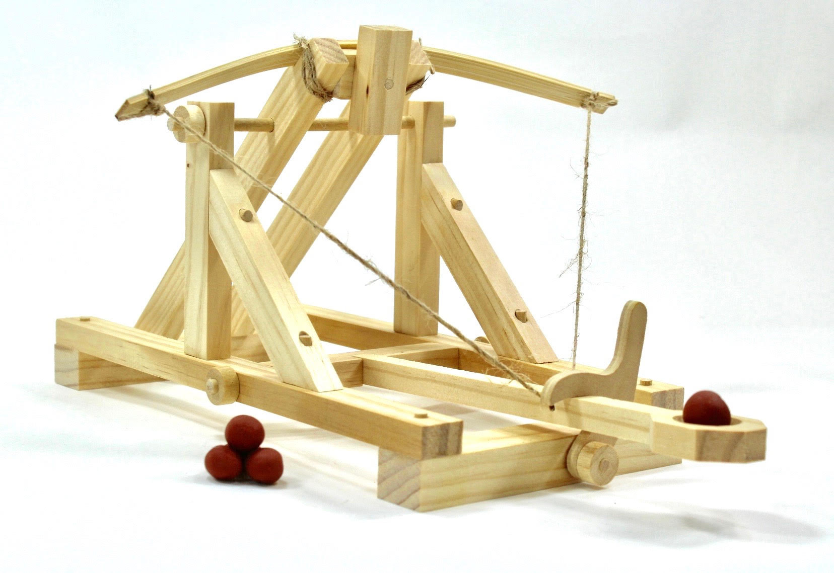 how to build a roman catapult