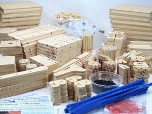 STEM Hydraulics Maker Class Set