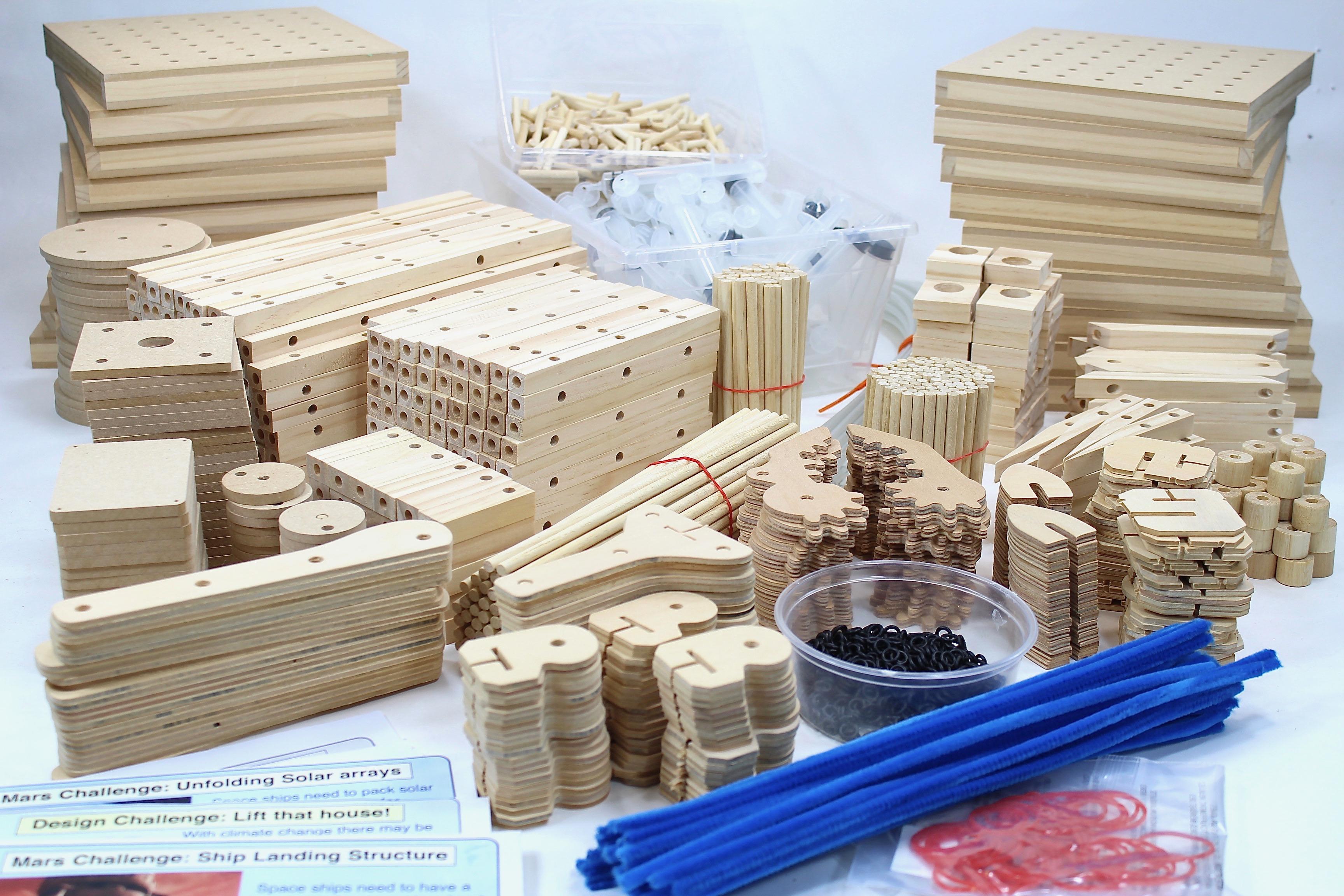 Hydraulics Maker class set 2