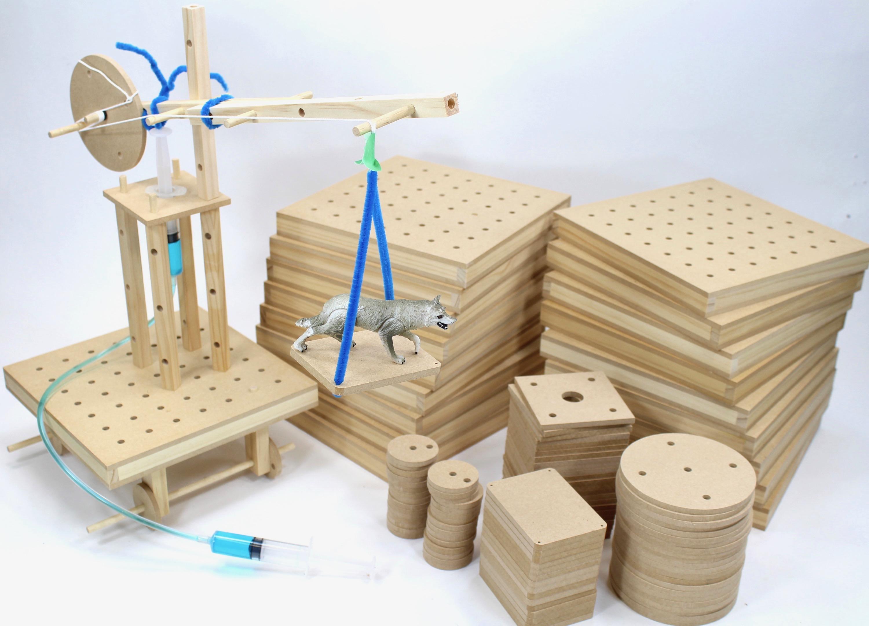 Hydraulics Maker Class Set 3