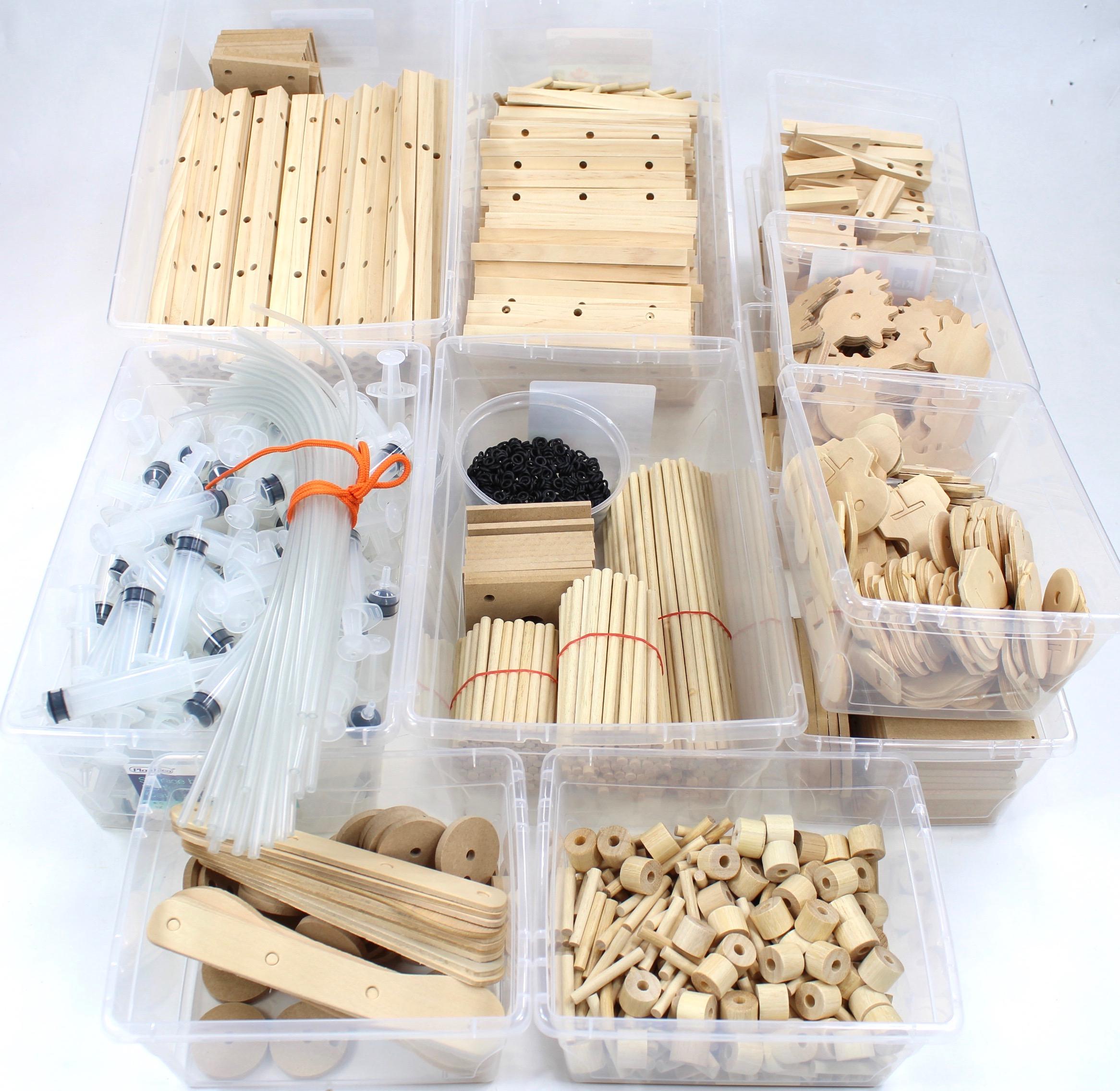 Hydraulics Maker class set 6