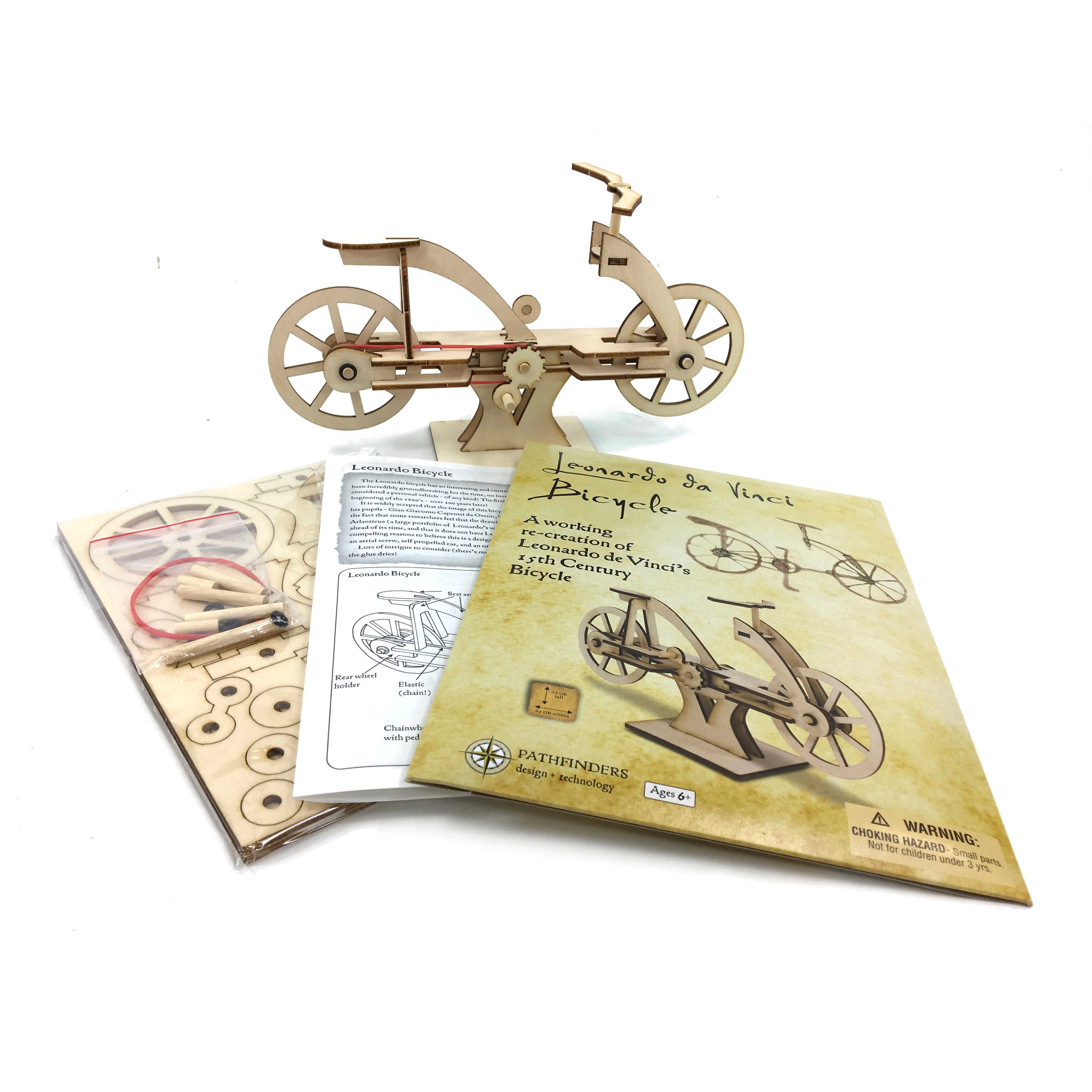 Leonardo Bicycle 3
