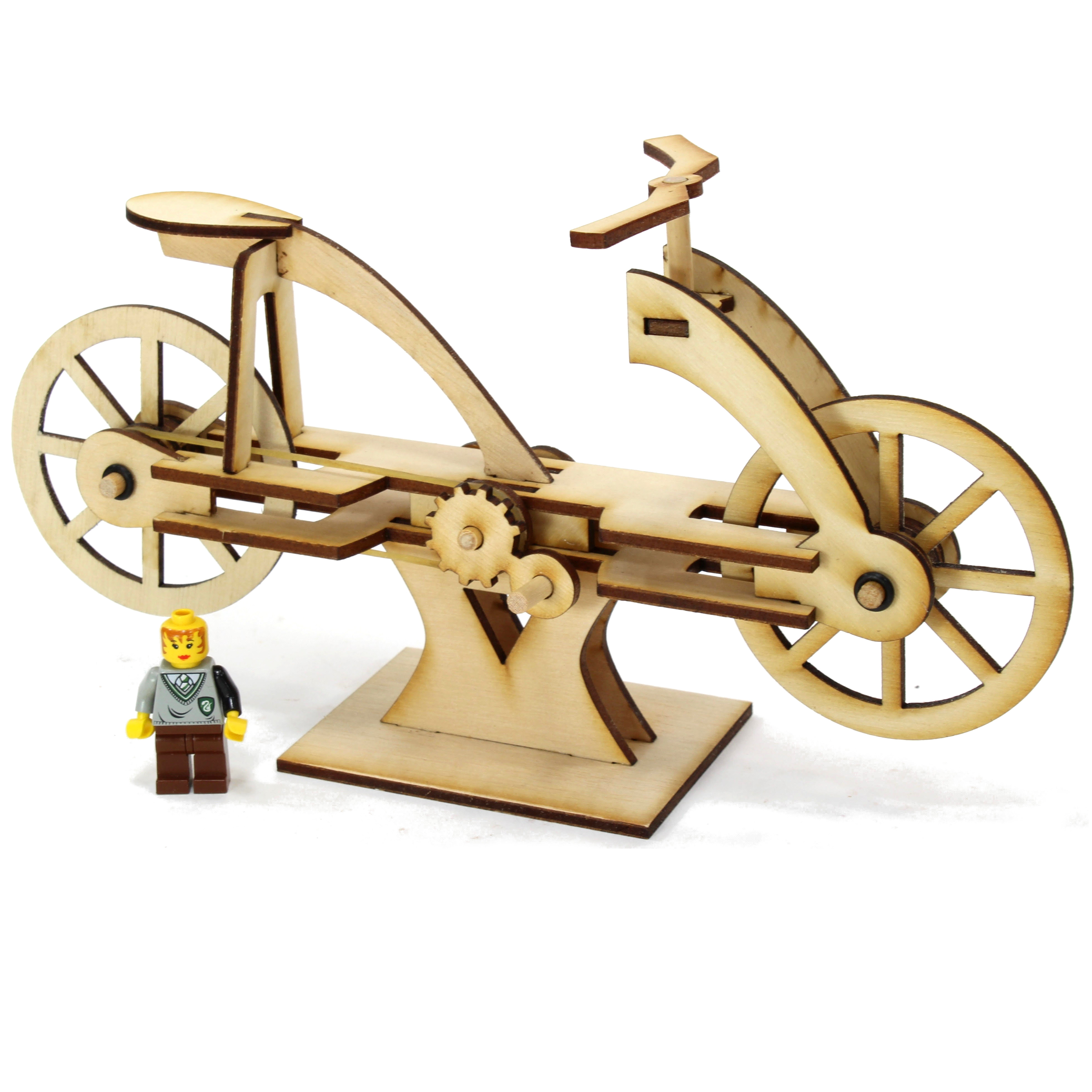 Leonardo Bicycle 2