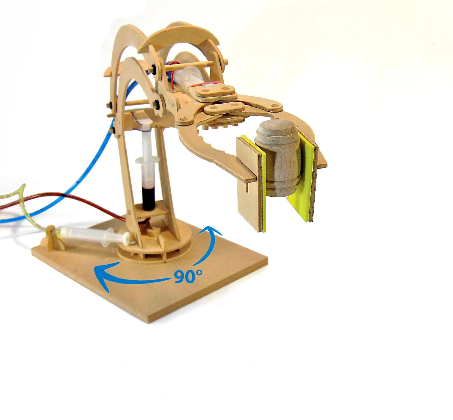 Robotic Arm 3