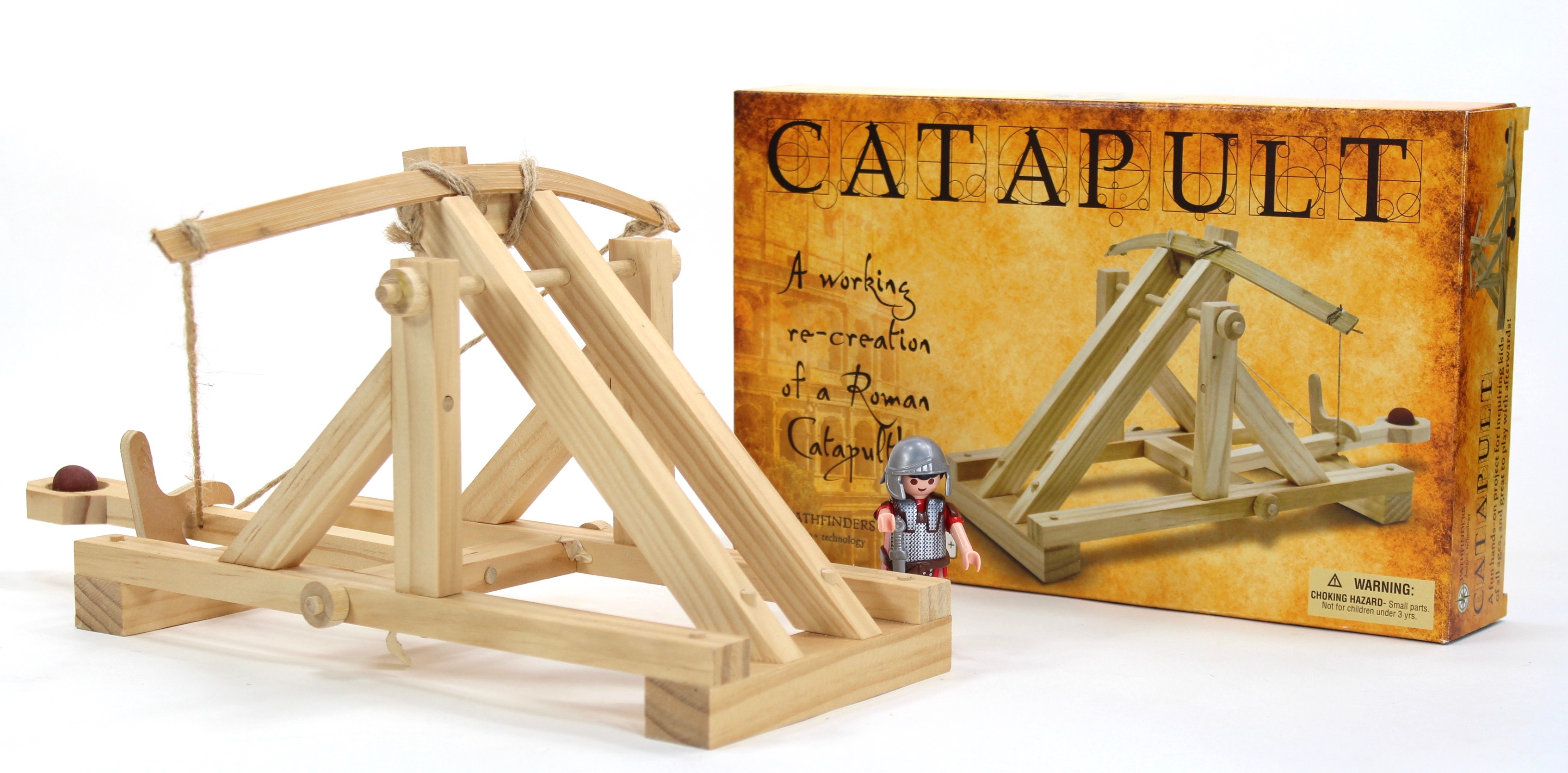 Roman Catapult 3
